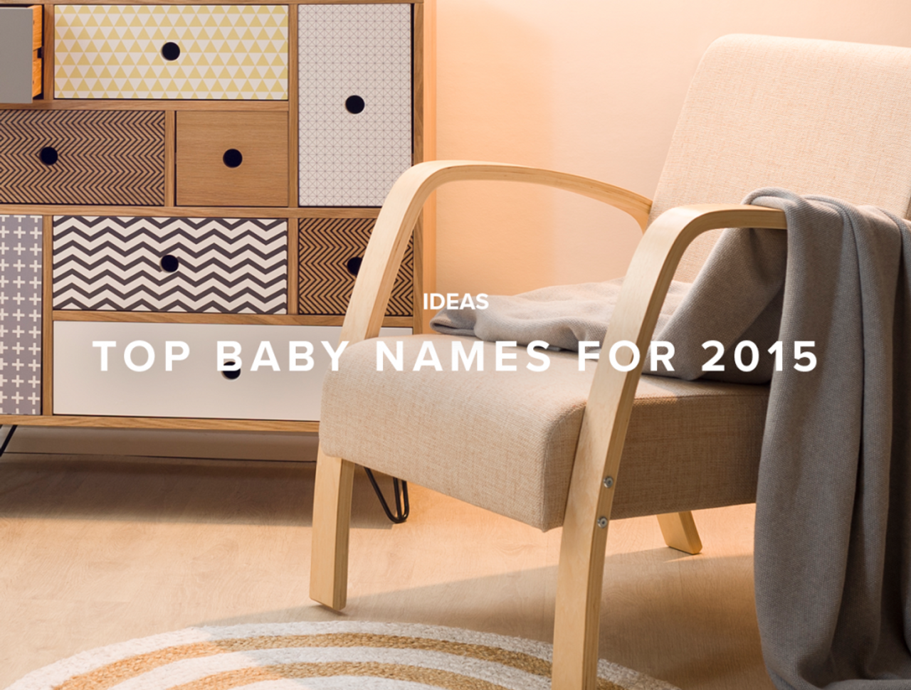 Top Baby Names for 2015