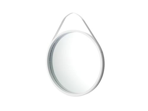 Astrid Mirror - White