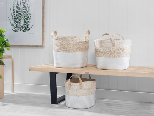 Alvin Baskets - Set of 3