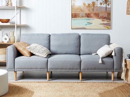 Ashford 3 Seater Sofa - Grey