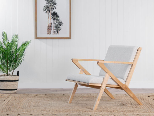 Armadale Chair - Oatmeal