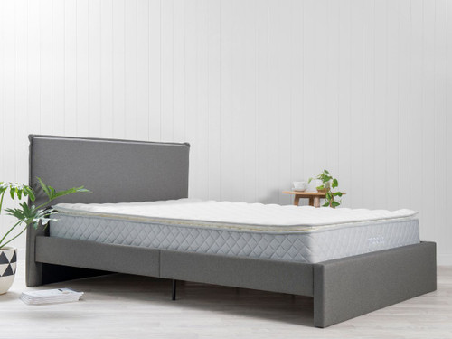 Queen Bed + Mattress Package