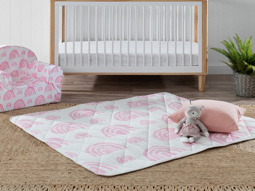 Mocka Play Mat Blanket - Rainbow
