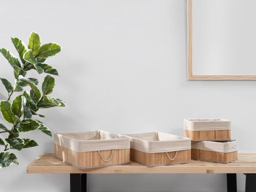Kata Boxes - Natural - Set of 4