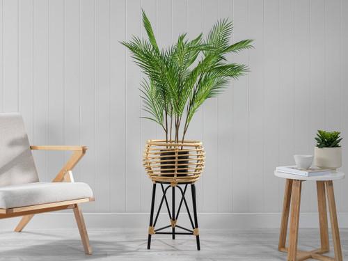 Honolulu Plant Stand - Large - Black