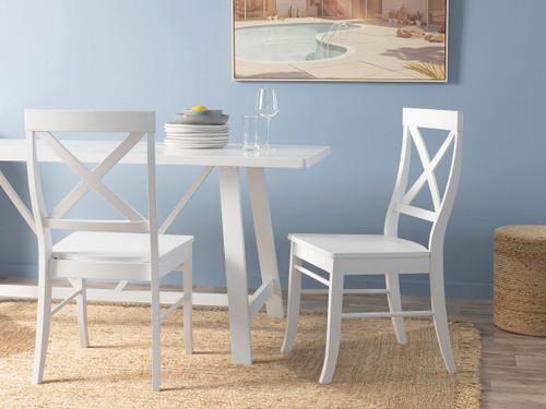 Hamptons Dining Chair - White