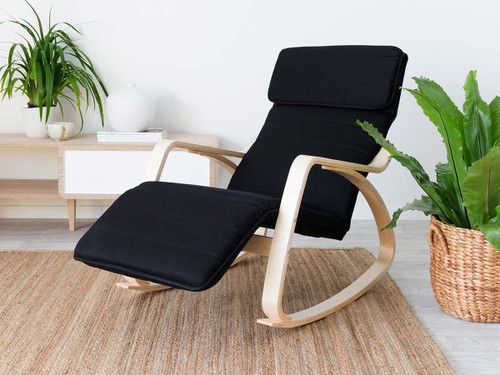 Asta Recline - Black
