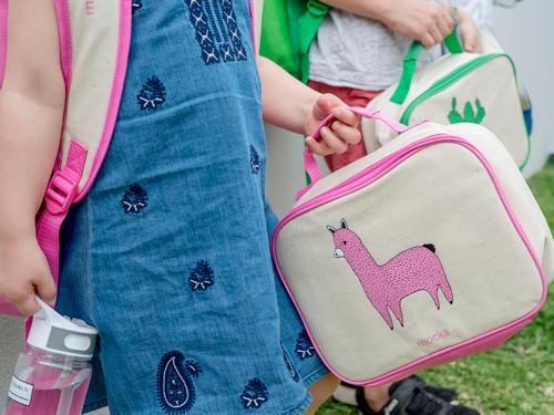 Kids Lunch Box - Llama