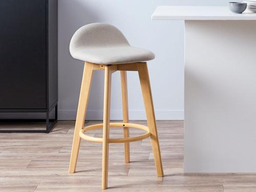 Livi Bar Seat - Oatmeal