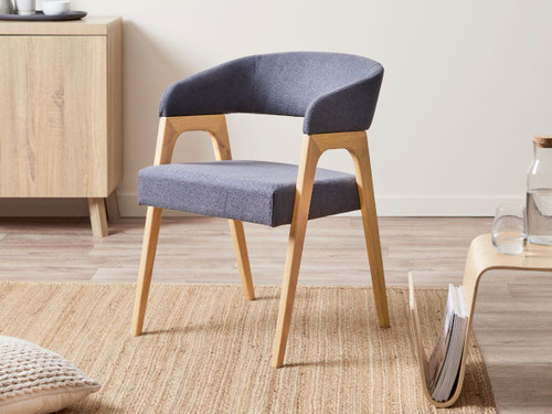 Livi Occasional Chair - Charcoal