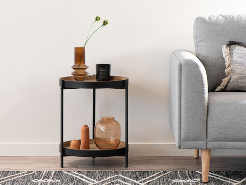 Detroit Tray Side Table