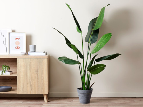 Bird of Paradise Artificial Plant - Large