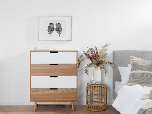 Marlow Four Drawer
