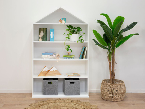 Kids House Bookcase