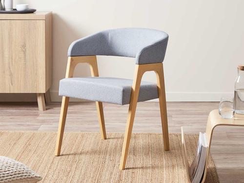 Livi Occasional Chair - Light Grey