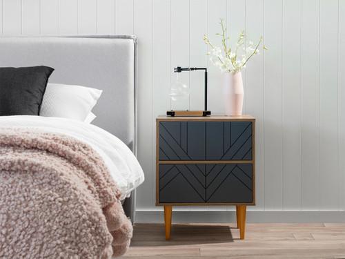 Zara Bedside Table