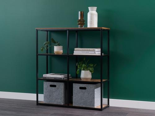 Dakota Six Cube Shelf
