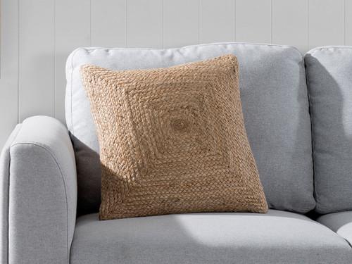 Buddina Cushion Cover - Square - Natural