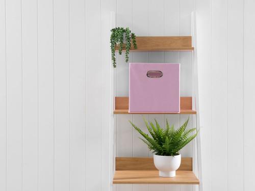 Storage Cubes - Light Pink