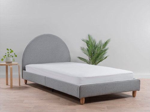 Mocka Single Bed Mattress Protector