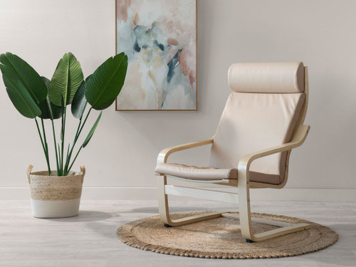 Asta Luxe Chair - Beige