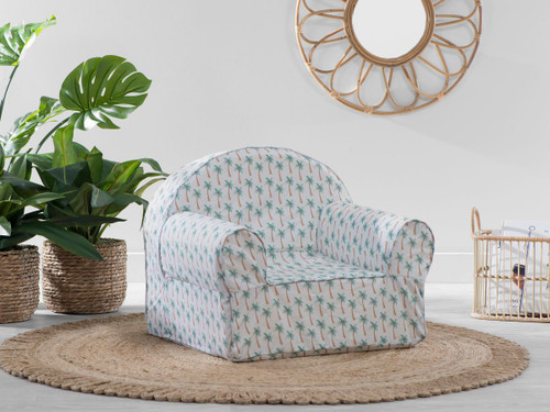 Kids Sofa - Palm Tree