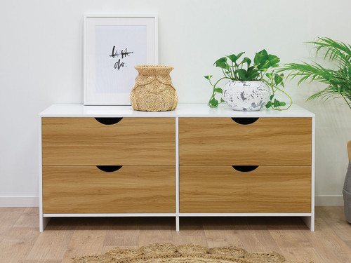 Brooklyn Drawers - Natural Drawers