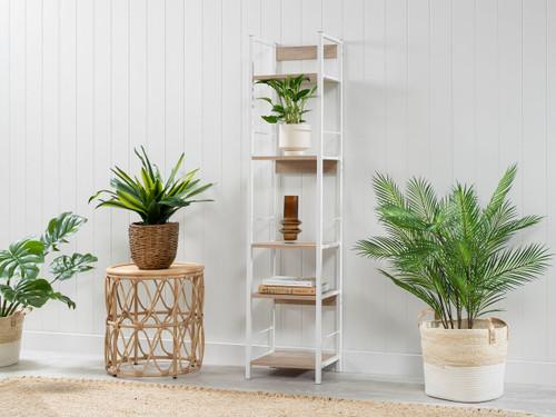 Vigo Shelves - Slim - White