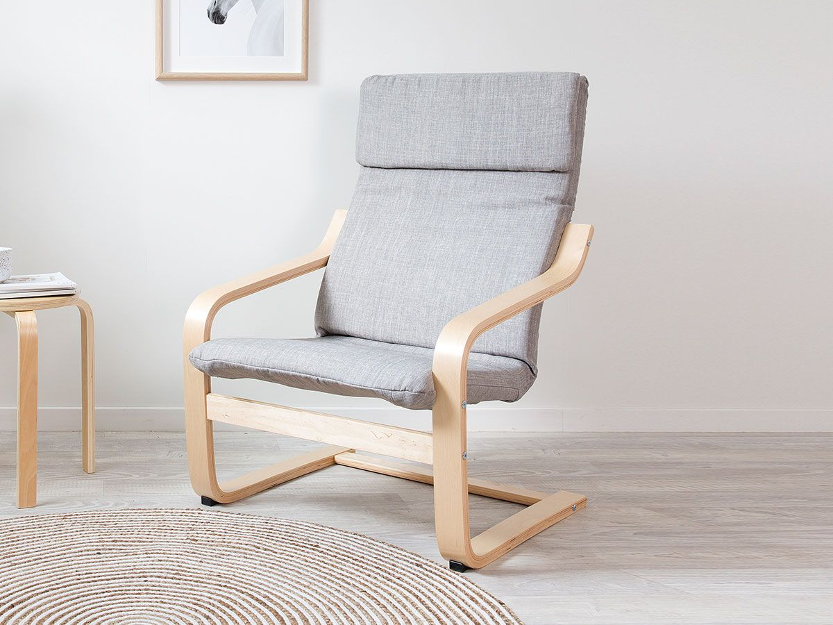 Asta Armchair - Grey
