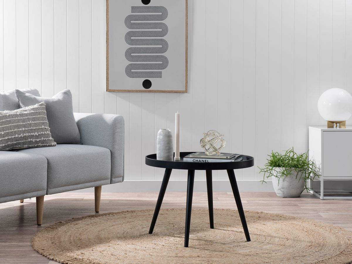 Nelli Coffee Table - Black