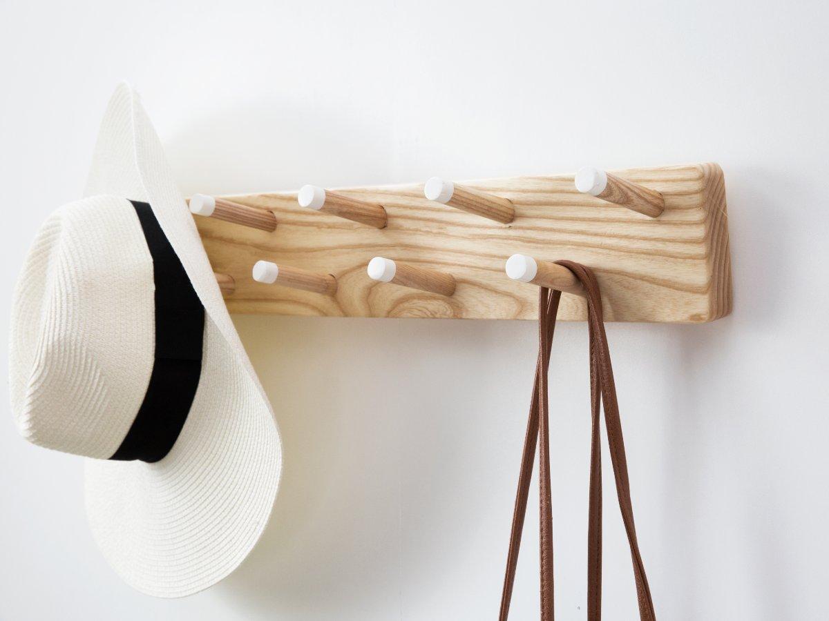 Neo Rack - White Tips