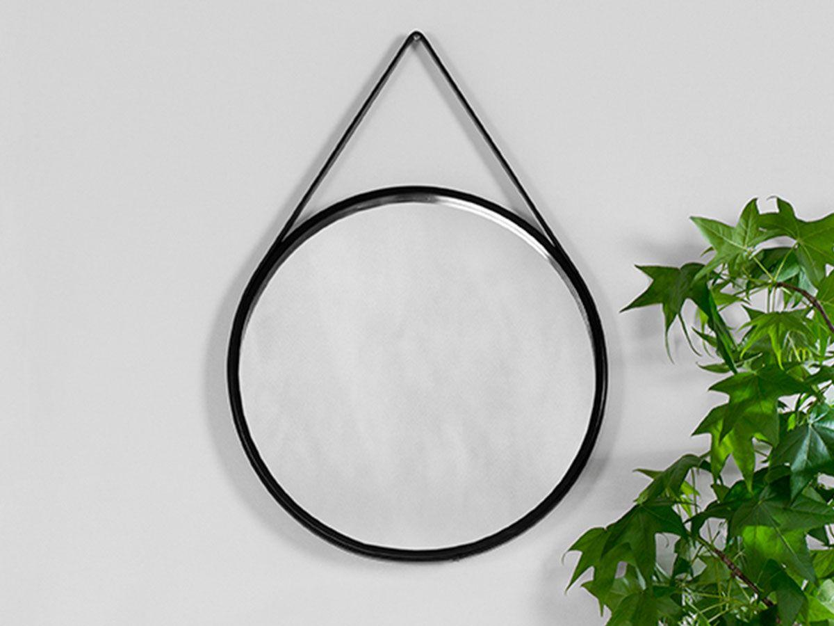 Astrid Mirror - Black