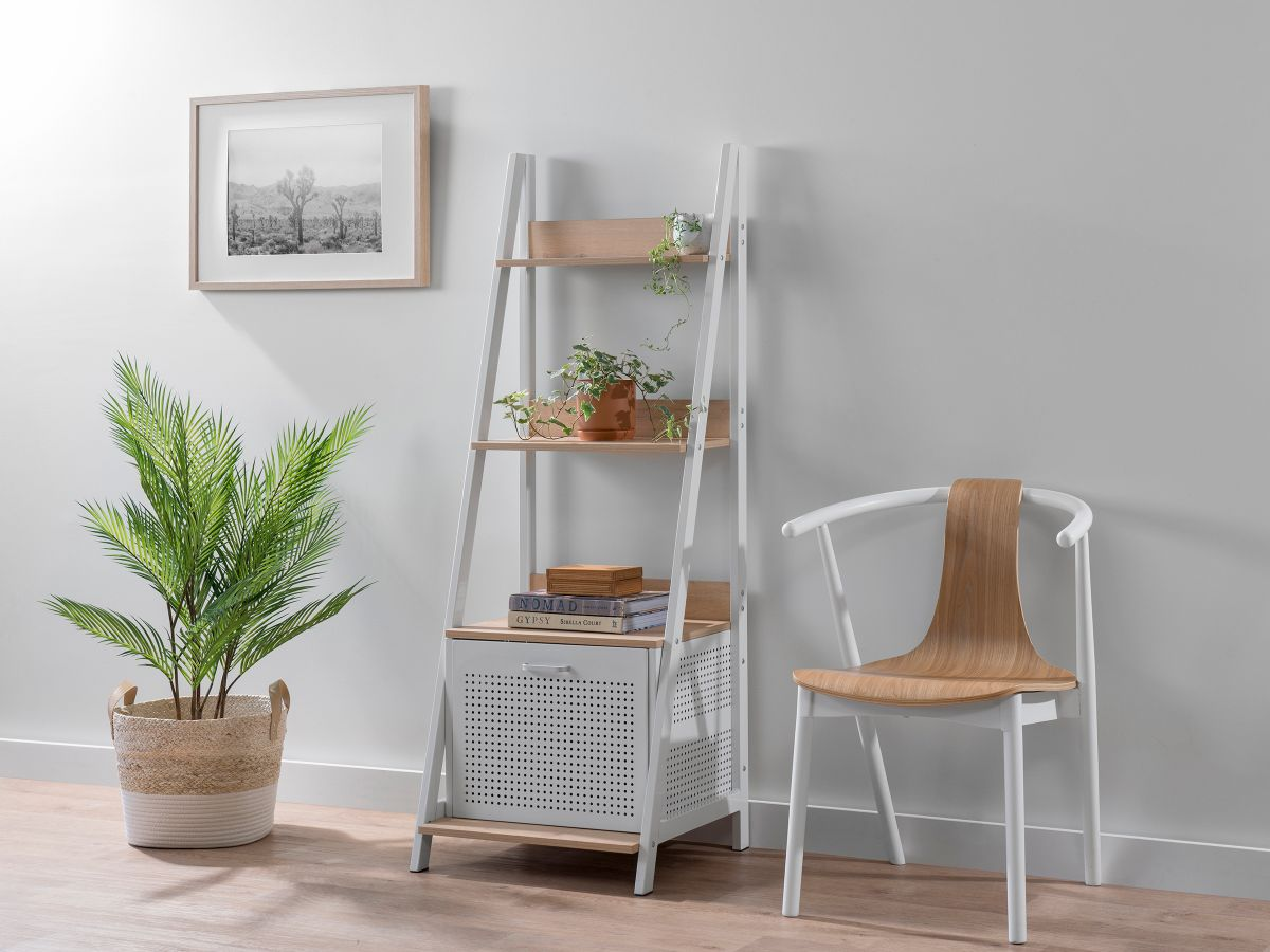 Hatcher Ladder Bookcase