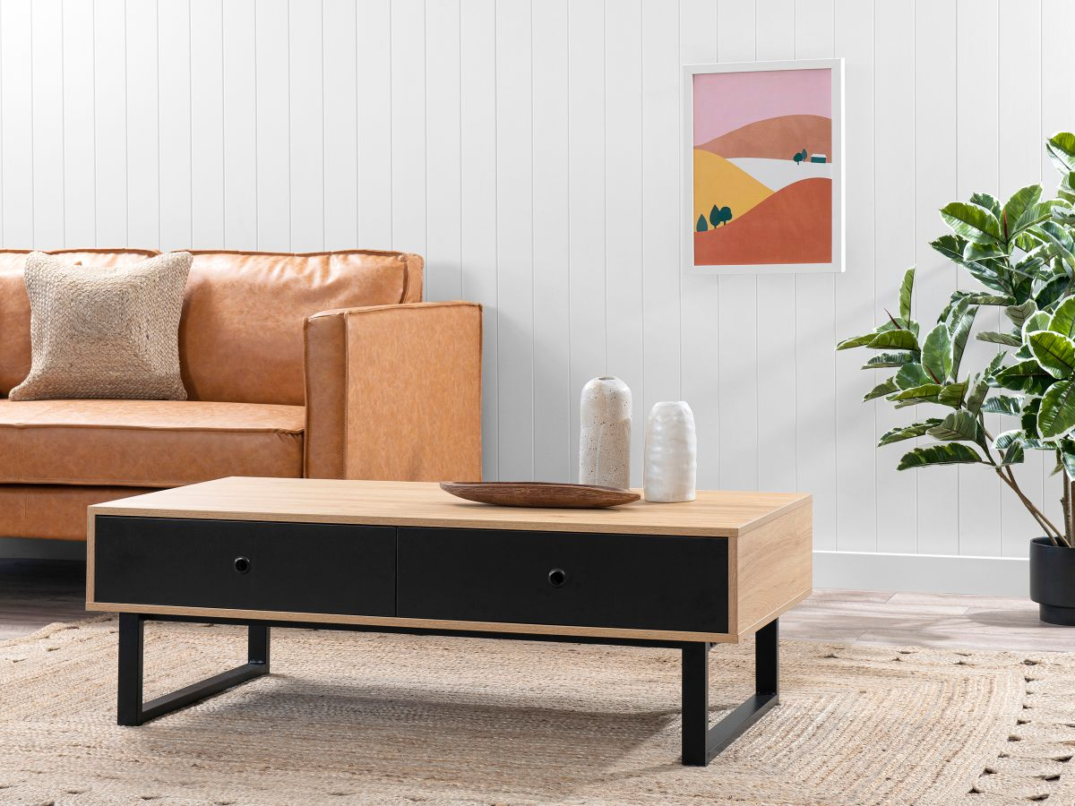 Parker Coffee Table - Natural