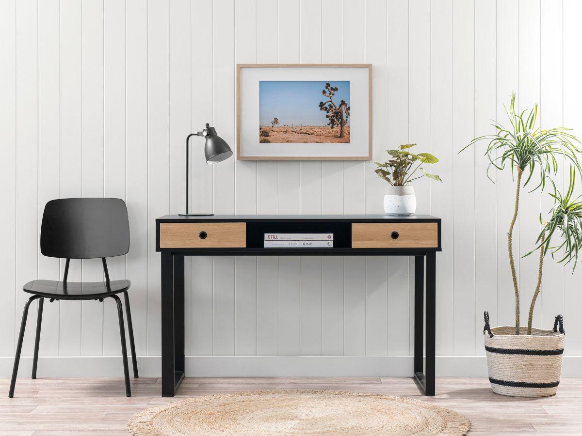 Parker Desk - Black