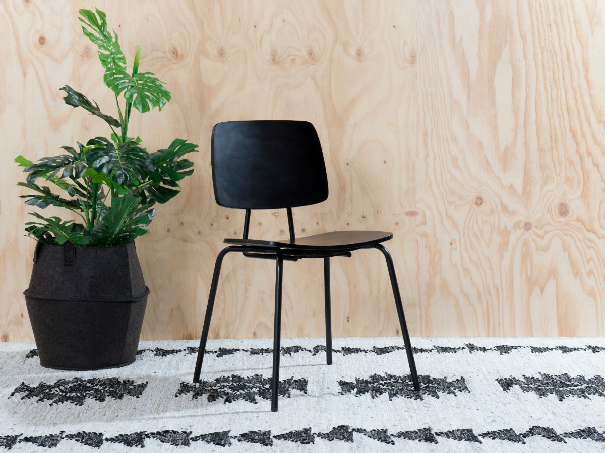 Peta Chair - Black