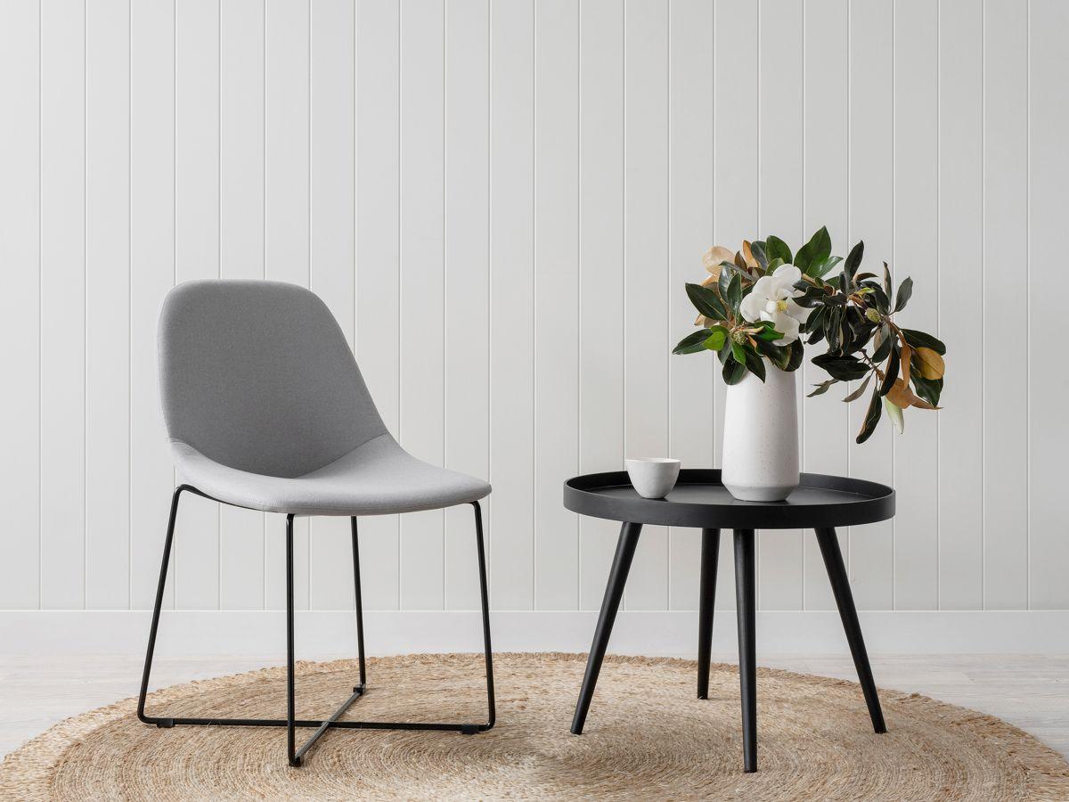 Porter Chair - Grey