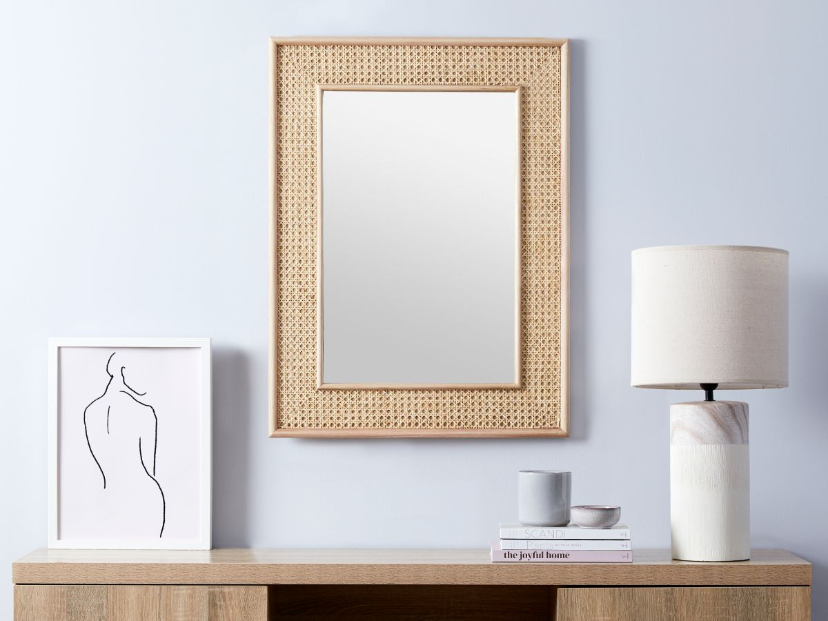Southport Mirror - Rectangle