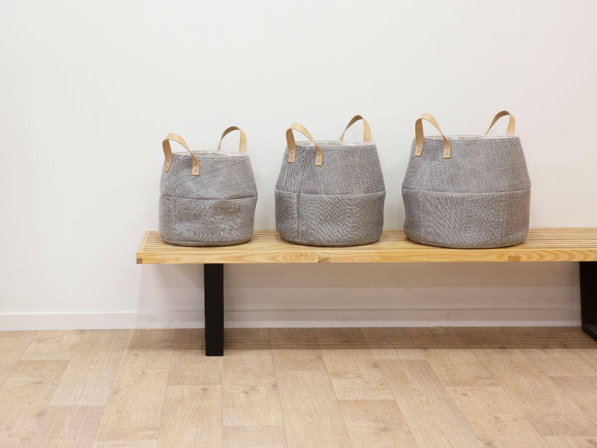 Summer Baskets - Set of 3