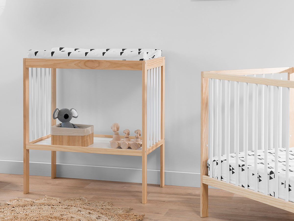 Darby Nursery Furniture Package