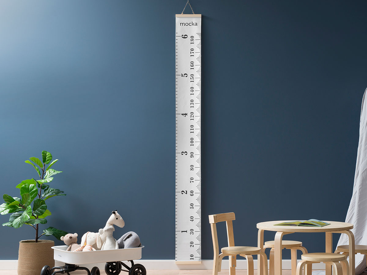 Hanging Height Chart