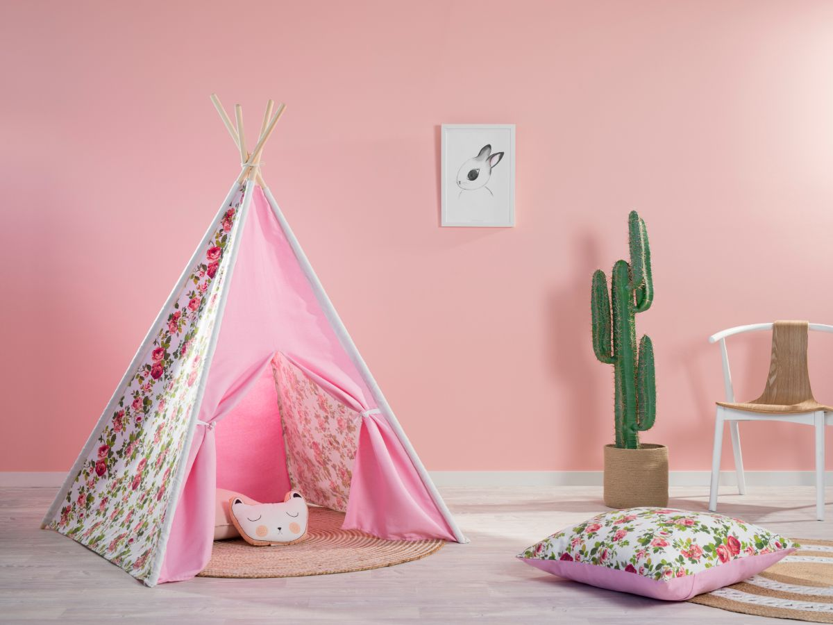 Henley Teepee - So Rosey