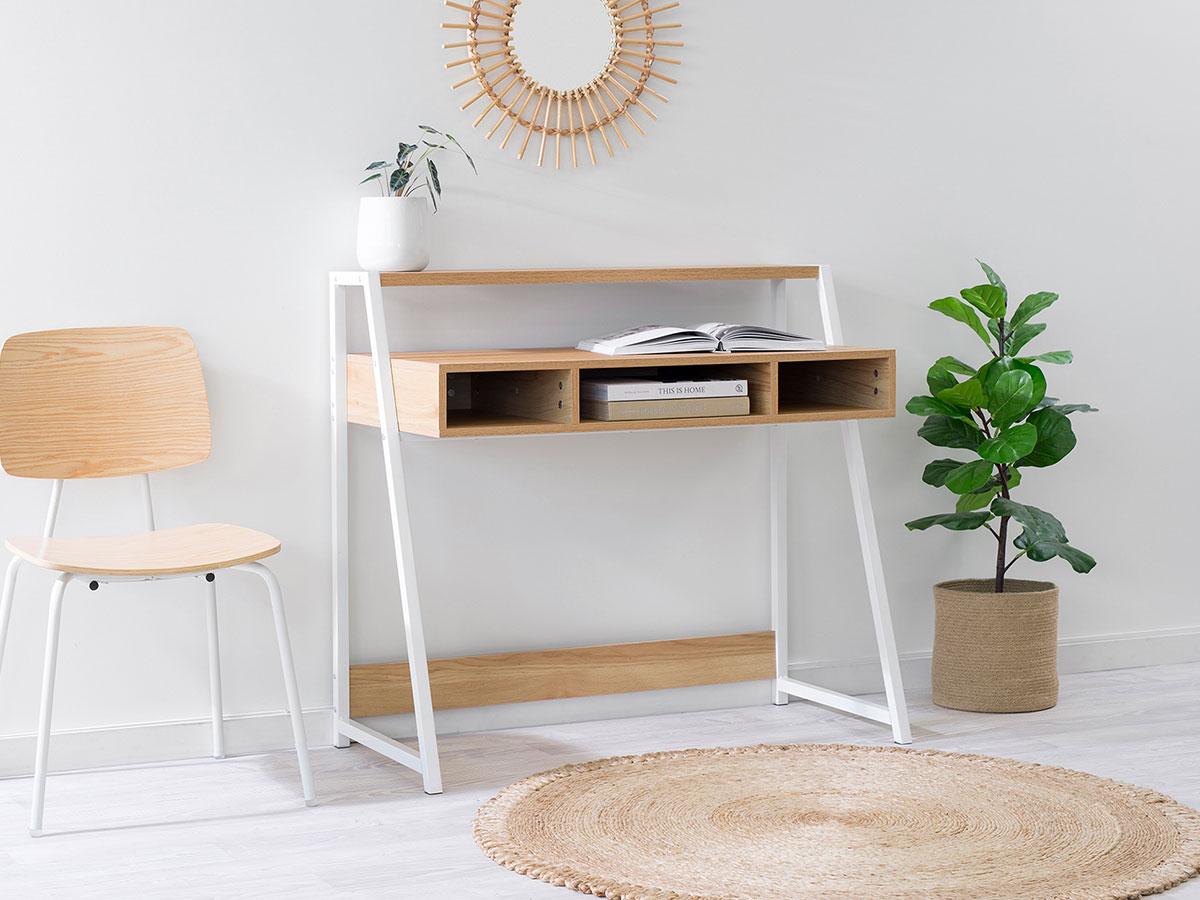 Porto Desk - White