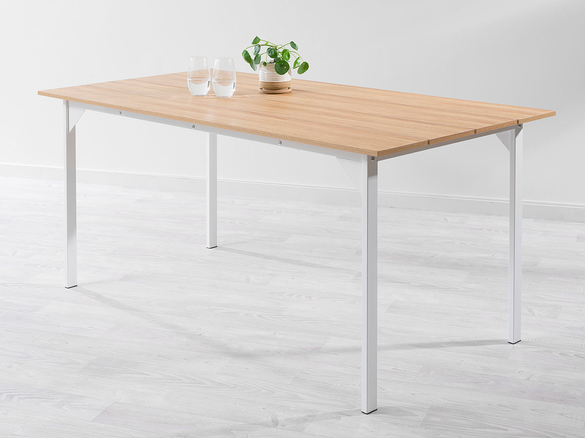 Porto Dining Table - White