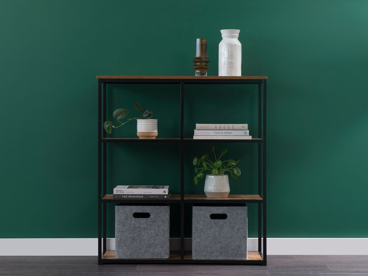 Dakota Six Cube Shelf