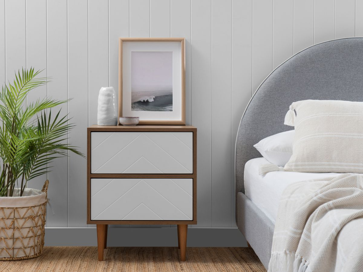 Alps Bedside Table