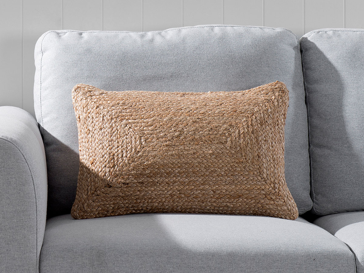 Buddina Cushion Cover - Oblong - Natural