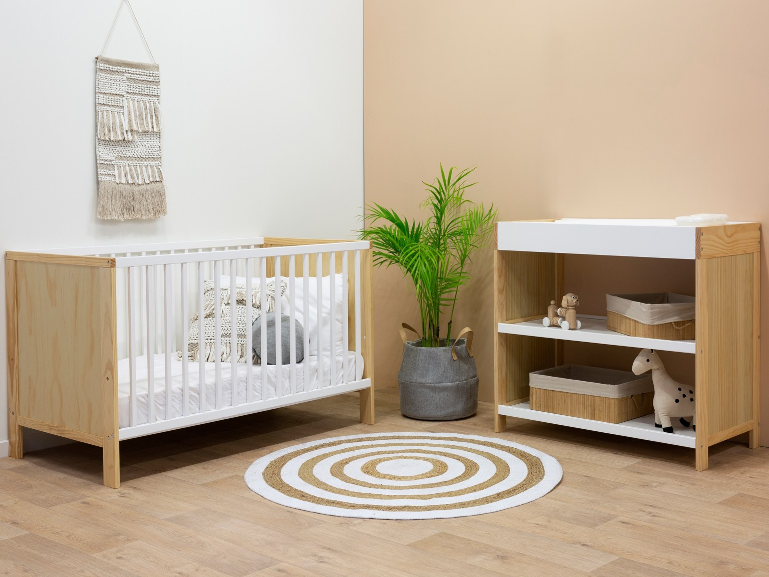 Aspiring Nursery Furniture Package