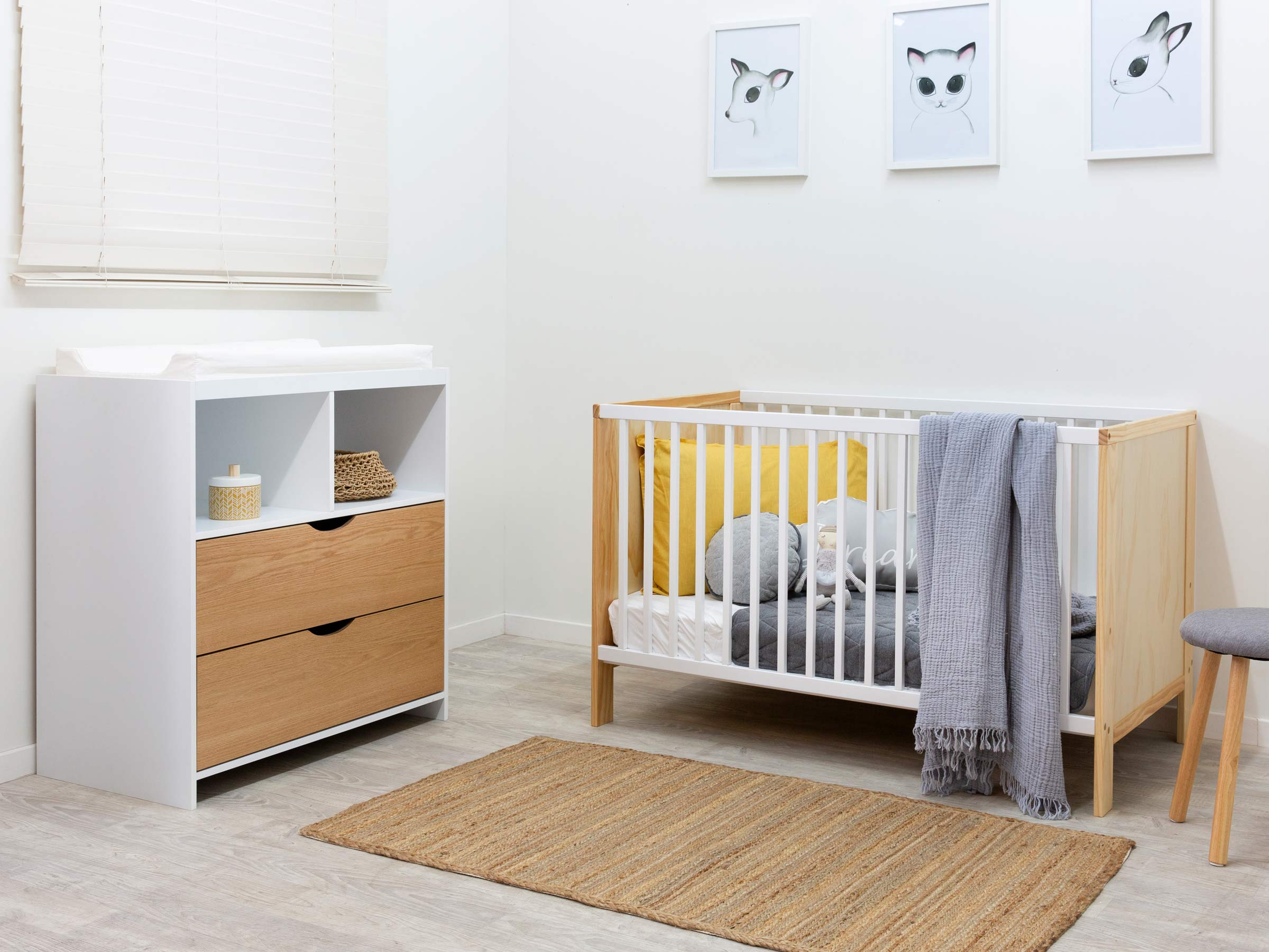 Nursery Furniture Starter Package