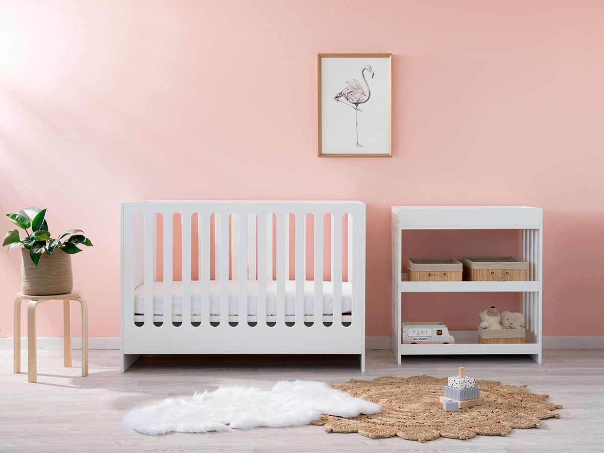Amalfi Nursery Furniture Package